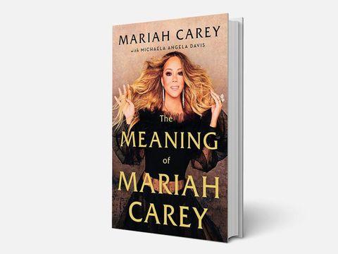 Buku memoar Mariah Carey Berjudul The Meaning of Mariah Carey