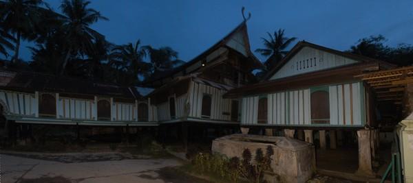 Rumah Lontiok yang Ditetapkan sebagai Cagar Budaya