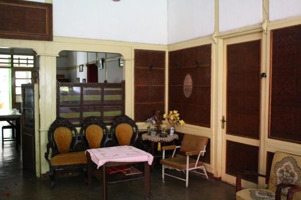 Sudut Ruang Istana Raja Taolin