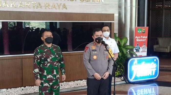 Kapolda Metro Irjen Fadil Imran luncurkan program Jakarta Bermasker
