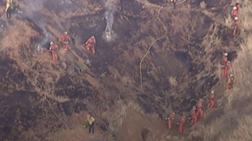 Ledakan Terjadi di Lokasi Syuting Dekat Los Angeles, 3 Orang Luka Parah