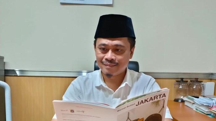 Sekretaris Fraksi PAN DPRD DKI Jakarta, Oman Rohman Rakinda
