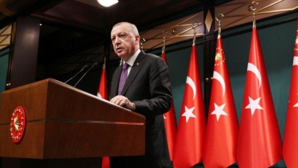 Kasus Corona Meningkat, Turki Lockdown Selama 2 Minggu
