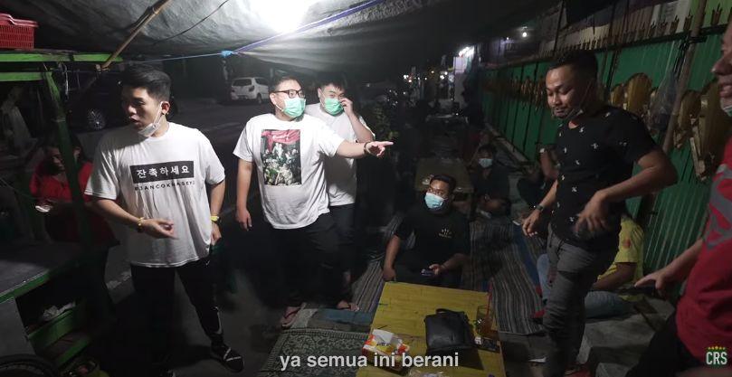 Crazy Rich Surabaya dan Kediri Rebutan Borong Nasi Goreng Rp 2 Juta