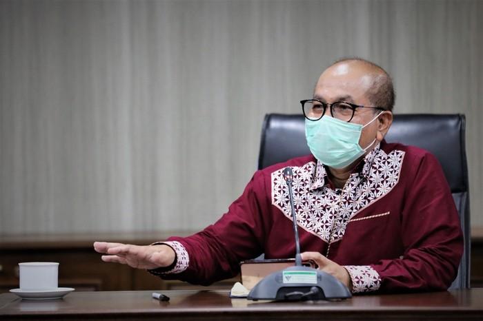 Sekretaris Kementerian Koperasi dan UKM Arif Rahman Hakim