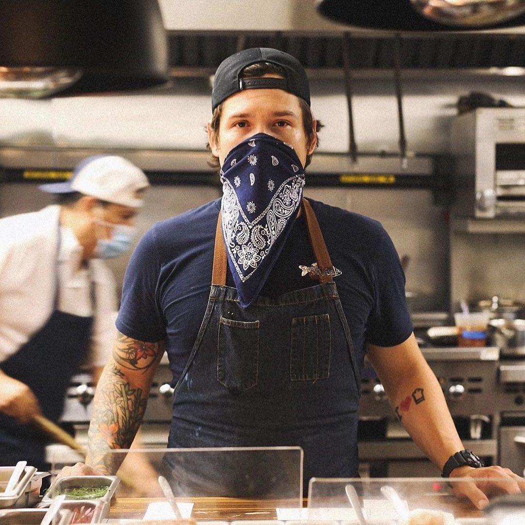 Terjadi Lagi! Chef Rasis Salahkan Orang China atas Pandemi Covid-19