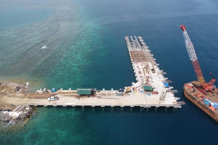 Terminal Multifungsi Wae Kelambu, Pelabuhan Labuan Bajo