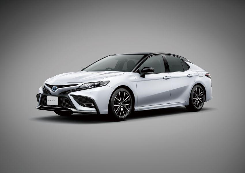 Toyota Camry Facelift di Jepang