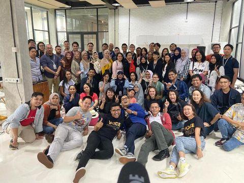Peserta Voice Institute Indonesia