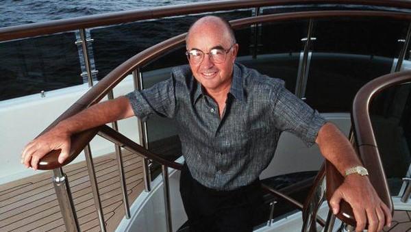 Joe juga diketahui memiliki kapal superyacht seharga Rp 2,15 triliun seperti diberitakan media The Sun (Getty Images)