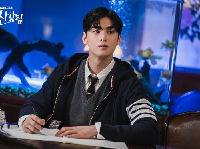 Jaket Cha Eun Woo