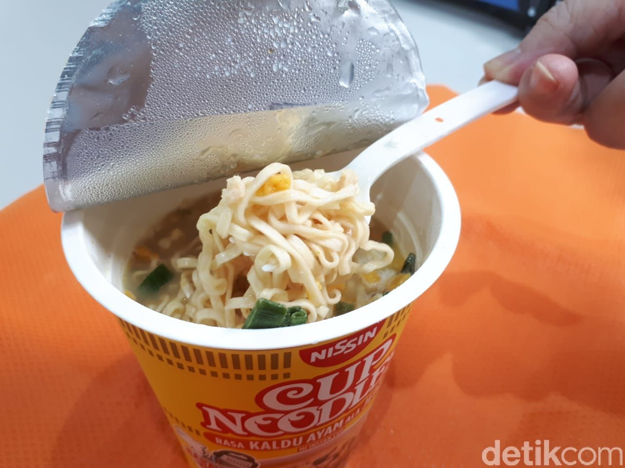 Cup Noodle, Mie Instan Cup Jepang Legendaris Sejak 1971