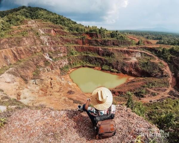 Open Pit Mining, Belitung Timur