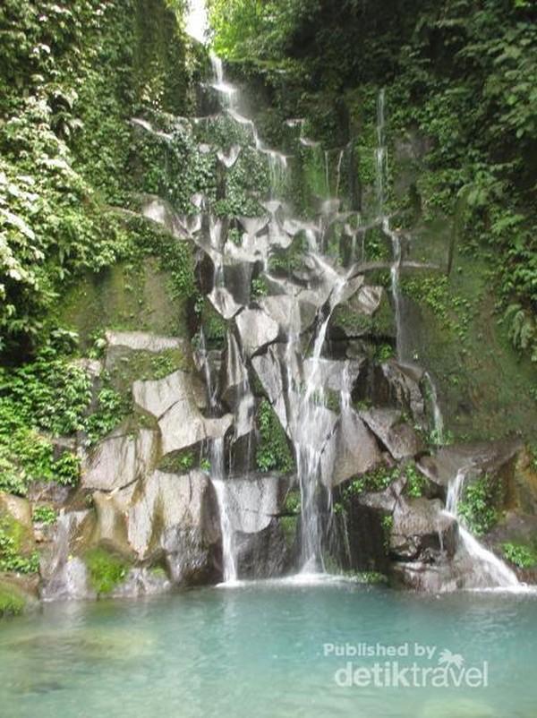 Air Terjun Namo Blanga, Airnya Sebening Kaca