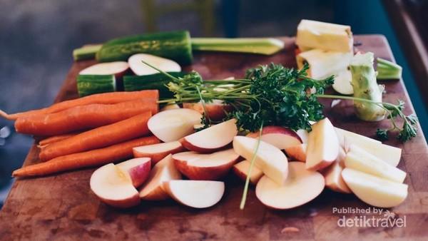 Melaukan kegiatan memasak.Sumber; Pixabay.com