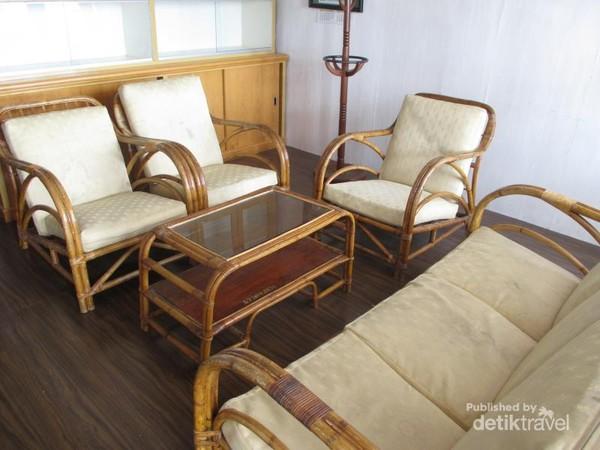 Satu-satunya furniture yang masih asli