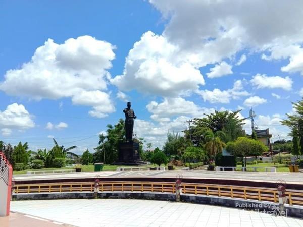 Patung Bung Karno, Bukti jika Bung Karno tokoh penting di kota ini
