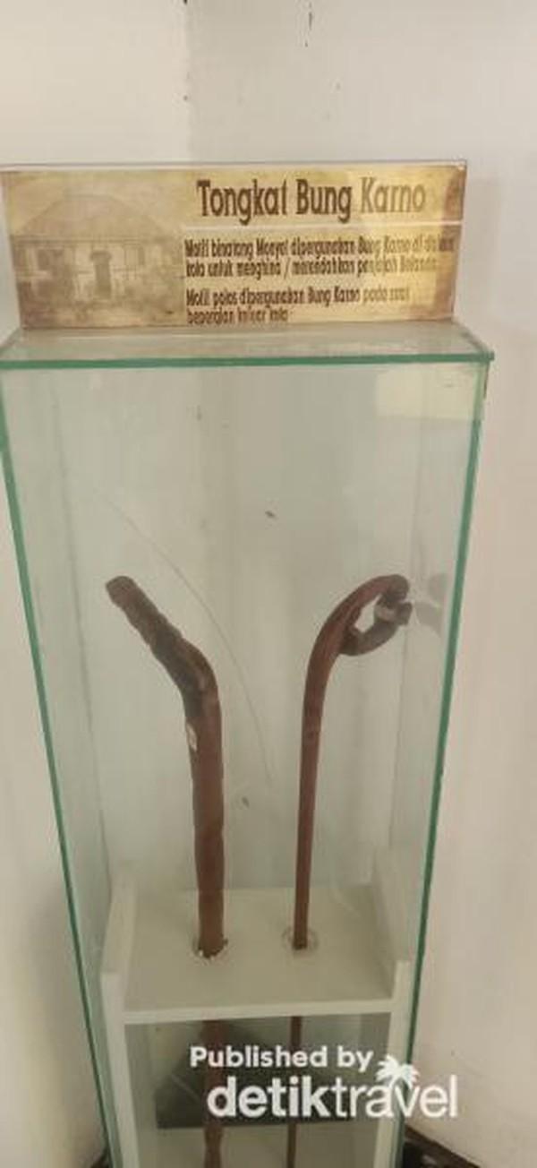 Tongkat Bung Karno