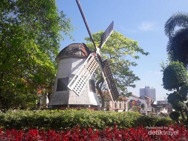 Kincir angin di Dutch Square, Malaysia