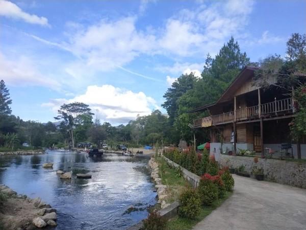 Uning Riverside di Aceh Tengah