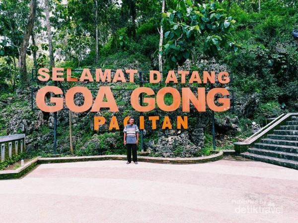 Goa Gong Pacitan