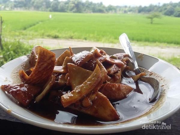 Cicipi Lincah U Groh Kuliner Rujak Kelapa Muda Dari Aceh