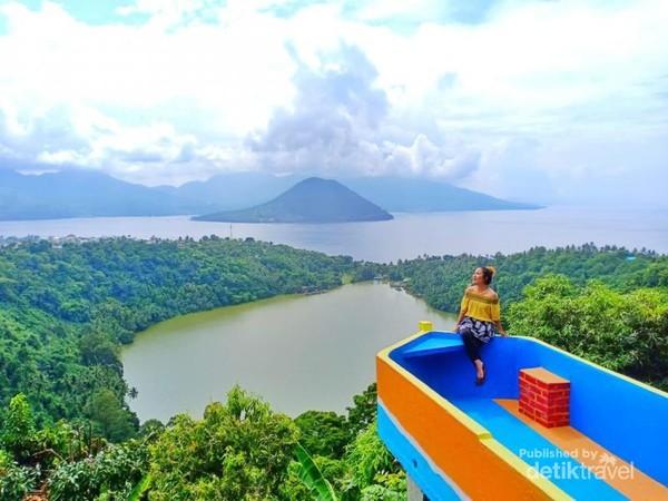 Keindahan danau Ngade dari segala sisi