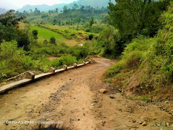 Kawasan Jalan Sukanda Gunung Jampang.