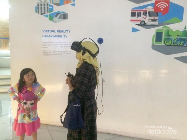 teknologi Virtual Reality