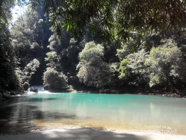 Indah Ternyata Sulawesi Selatan Juga Punya Danau Biru