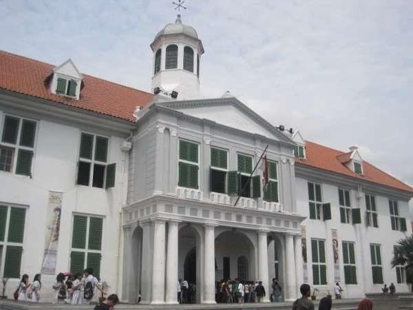 Museum Fatahillah sebagai museum terpopular (dok. fambaaw1001/dtraveler)