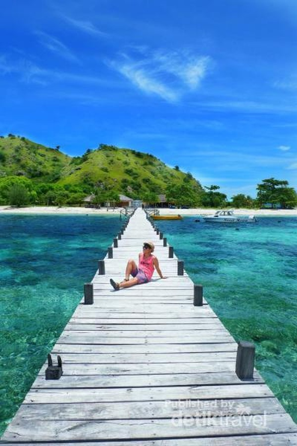 Pulau yang sunguh indah
