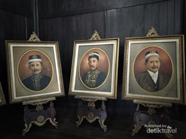 Foto sultan kotawaringin
