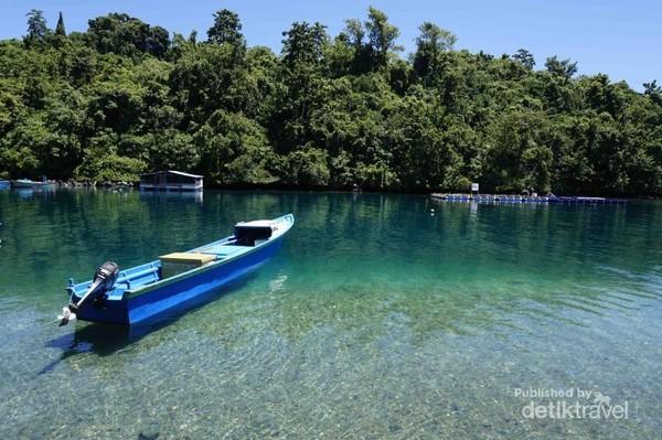Serasa punya private pool di Hol Sulamadaha