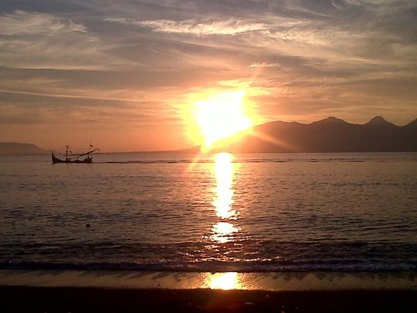 Sunrise di Banyuwangi