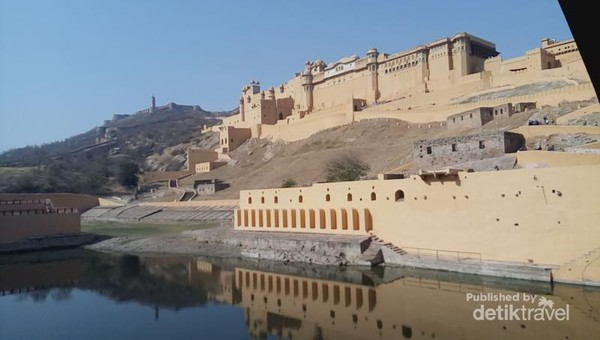 Amber Fort, The Great Wall of India