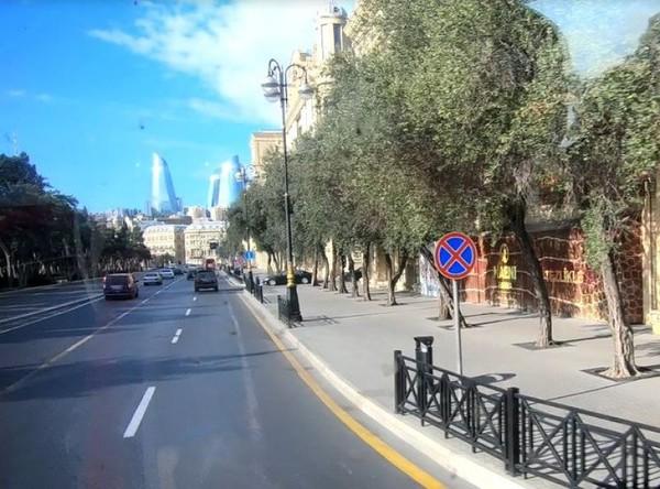 Baku Street 1