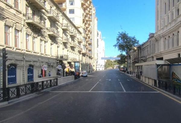 Baku Street 2