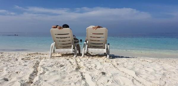 Liburan ke Maldives 7 Jutaan, BIsa!
