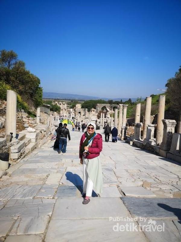 Ephesus, yang sarat sejarah