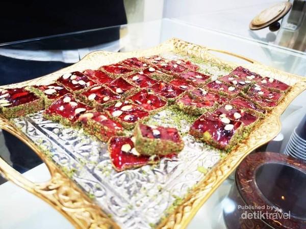 Turkish delight, manisan khas Turki