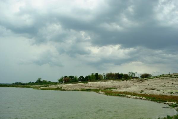 Desa Dampit dari Jauh