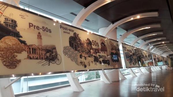 Sejarah tata kota Singapura