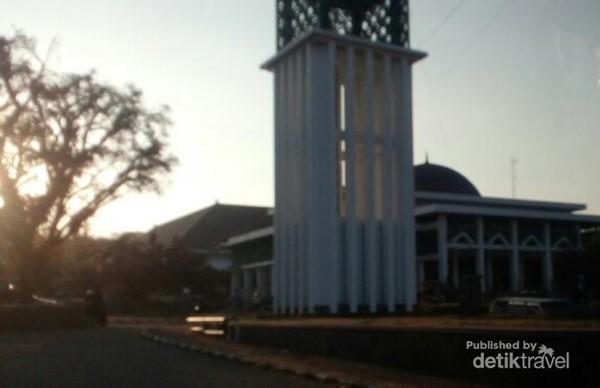 Tampak luar Masjid Ageng Boyolali