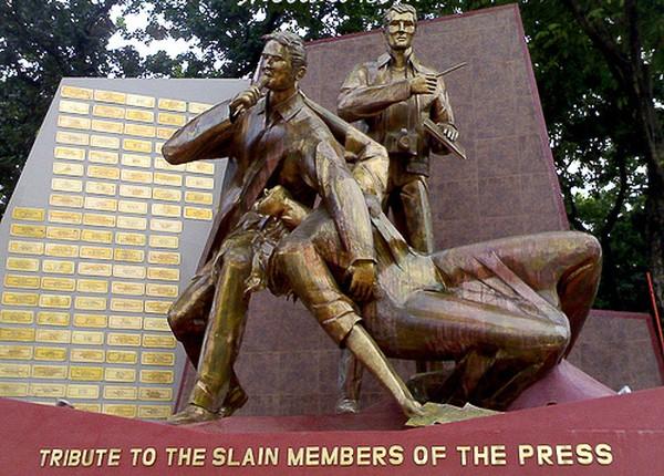 Press Freedom Monument (sheilalu.com)