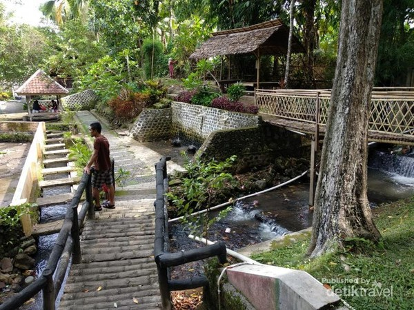 Panorama di Desa Wisata Osing