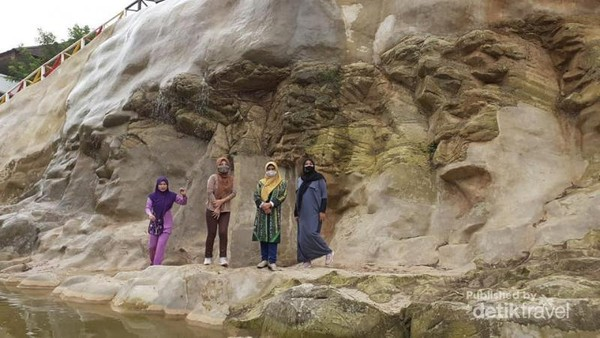 Taman Bukit Mesra di tengah Kota Samarinda