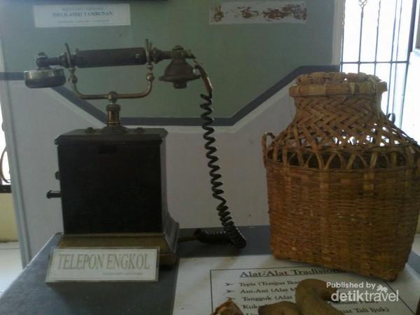 Museum Deli Serdang Rumah Budaya Khas Batak