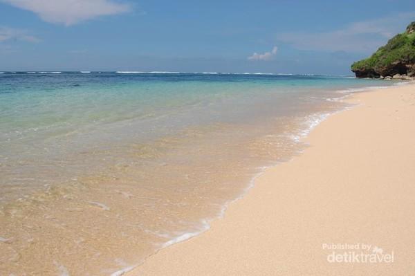 Inilah kesempurnaan bagi para pecinta pantai