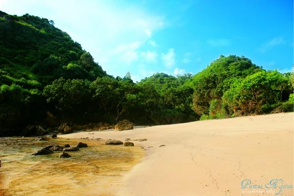 Pantai Ngetun airaphotography
